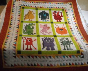 MonsterQuilt