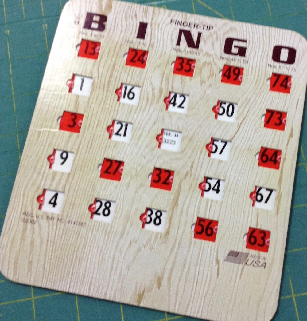 Bingo, Pranks, and Quilty Stuff | Prairie Moon Quilts