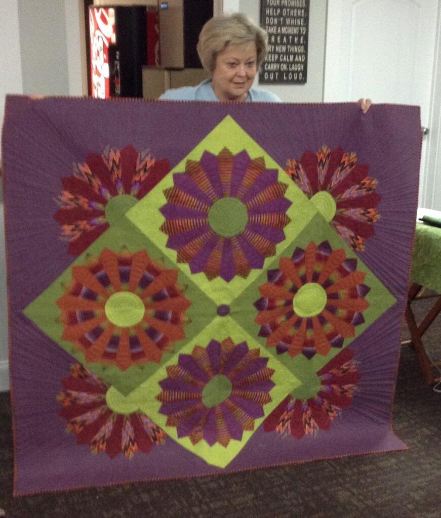 Art And Inspiration: A Quilt Retreat