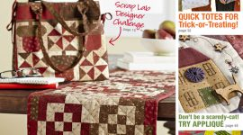 Quilts and More, Fall 2015 Issue