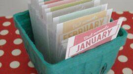 Perpetual Calendar Journals