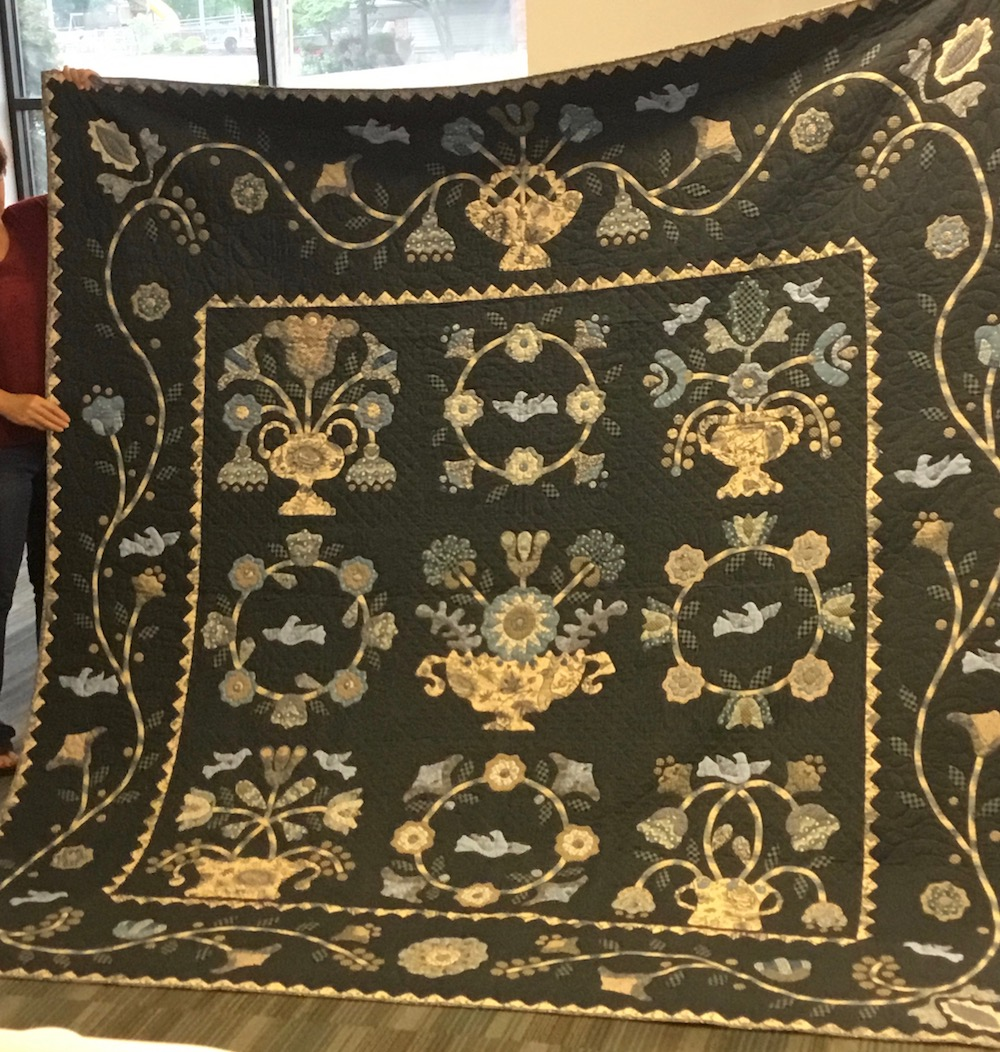 A Trunk Show By Julee Prose Prairie Moon Quilts