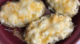 Baked and Twice-Baked Potatoes