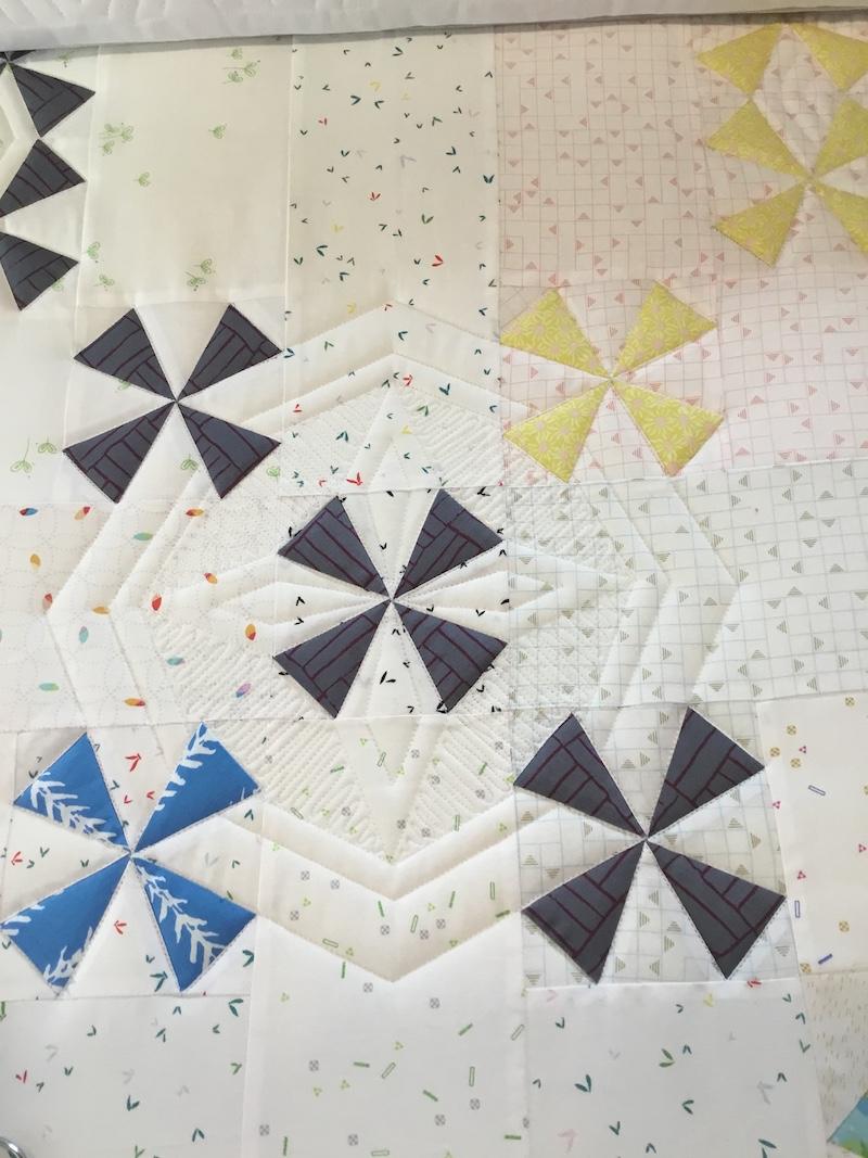 Nature Lover Quilt Pattern by Pieced Brain Quilt Designs
