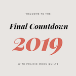 2019 Final Countdown Task Three