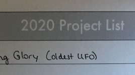 My 2020 Project List