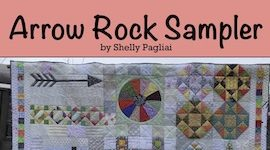 Arrow Rock Sampler: Month 3